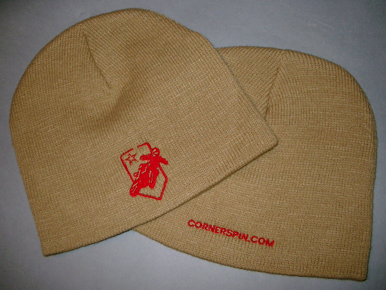 Cornerspin Knit Cap